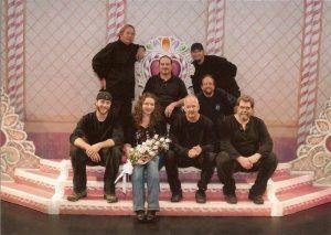 Imperial Theatre Crew