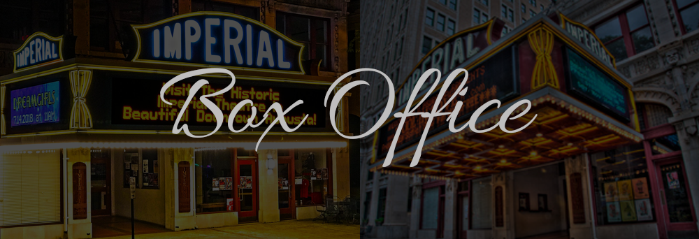 Imperial Theatre BoxOffice