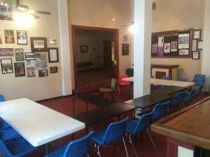 Imperial Theatre Meeting Room