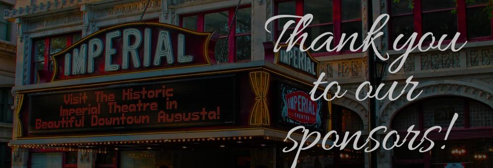 Imperial Theatre Sponsors