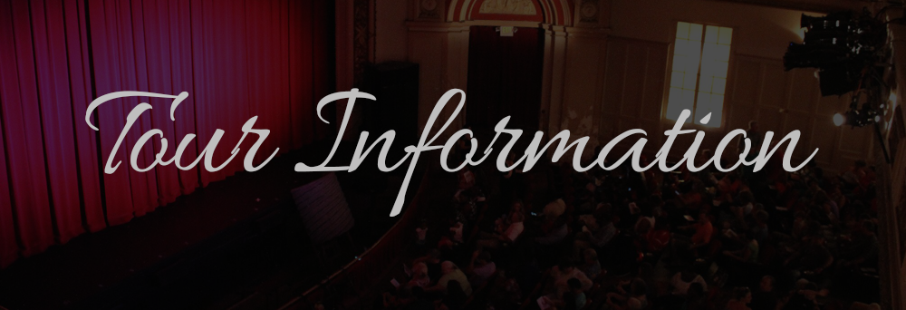 Tour Info Imperial Theatre
