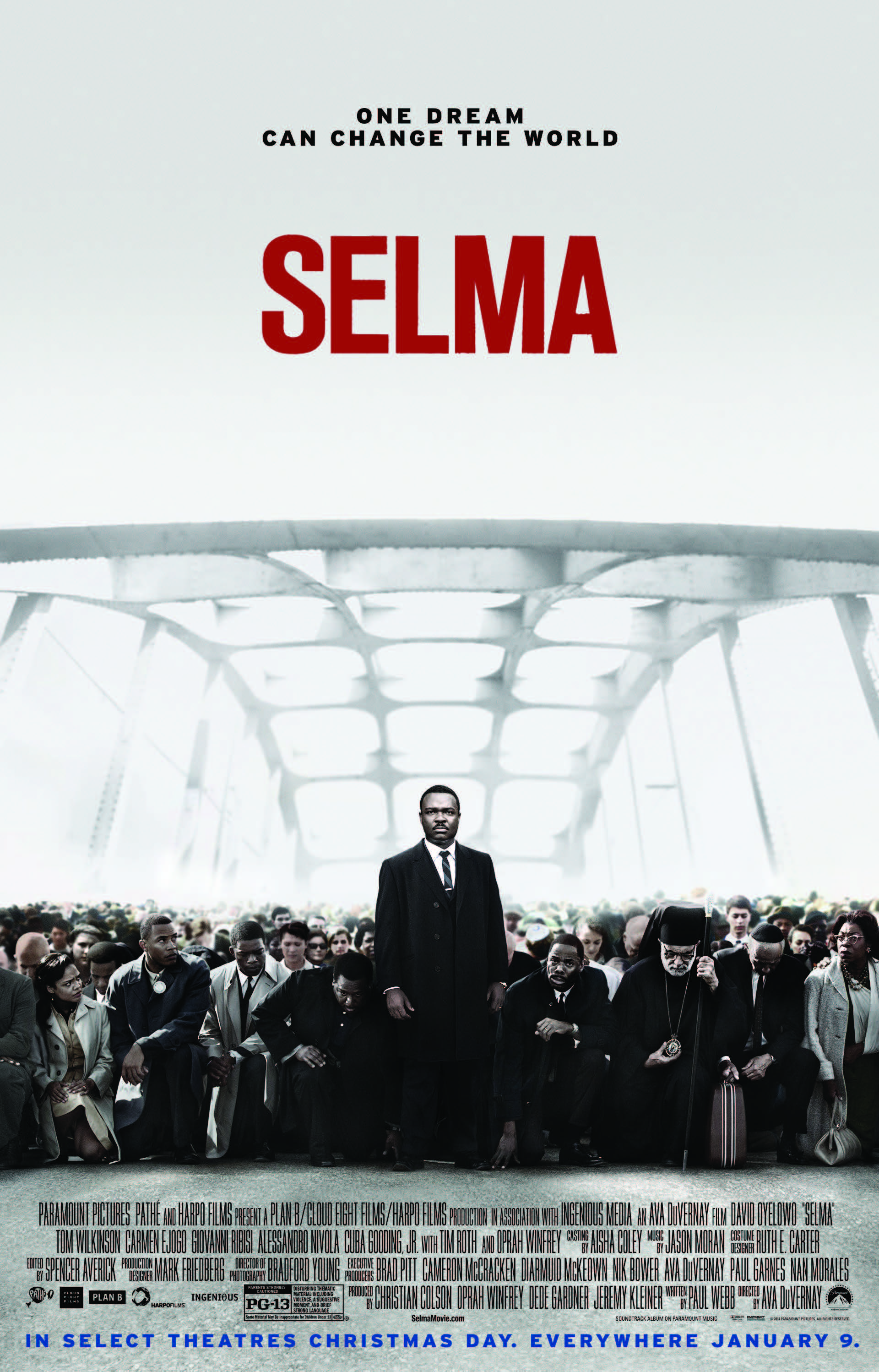 Selma a part of the History & Nostalgia Film Series - Imperial Theatre